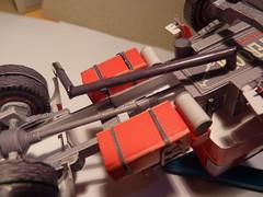 LK 140 (RonaldoM27) Tags: truck scania papercraft modelismo miniaturas paperkraft lk140