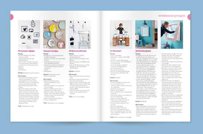 101 Woonideeën agenda 2011