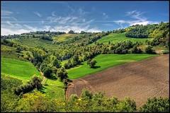Colline di Torrechiara 1 (Outlaw Pete 65) Tags: hills viaggi paesaggi hdr colline hdrlandscapes paesaggihdr