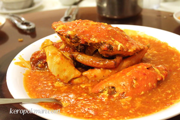 Crab - Red House Chilli Stew  螃蟹  辣椒