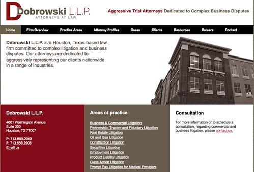Dobrowski L.L.P.