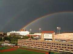 Rainbow over Ithaca
