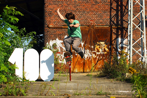 100! Maik - No Comply Polejam