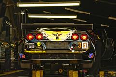 #3 Corvette C6.R, Mosport 2010