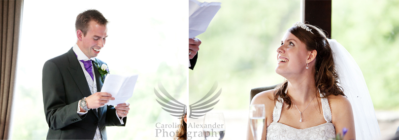 Cirencester Wedding Photographer Hatton Court Hotel Speeches 28
