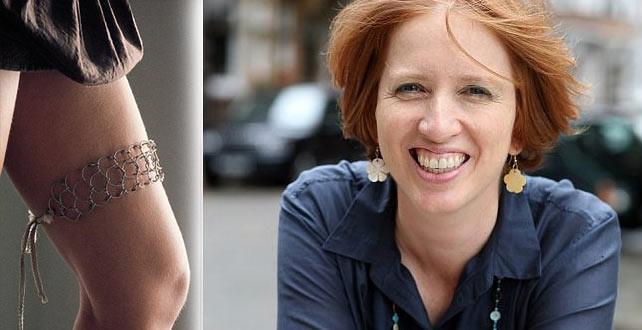 Sarah Cassidy, membro da Opus Dei, usa o cilício com orgulho para evitar ter relações sexuais