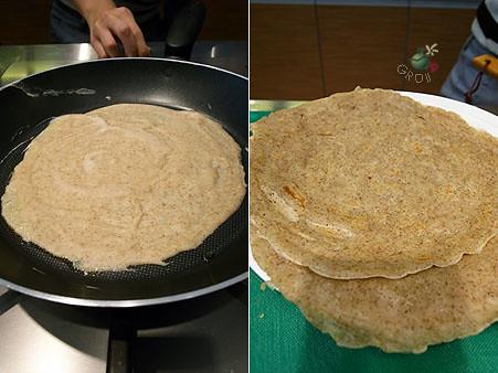亞麻仁籽薄餅