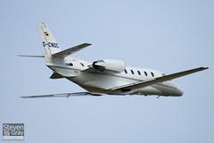 D-CNOC - 560-5814 - Atlas Air Service - Cessna 560XL Citation XLS - Luton - 100901 - Steven Gray - IMG_5664