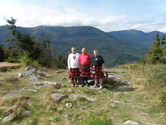 Clan Cunningham on Wildcat Mountain