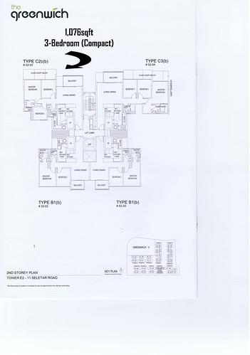 3-Bedroom (Compact)