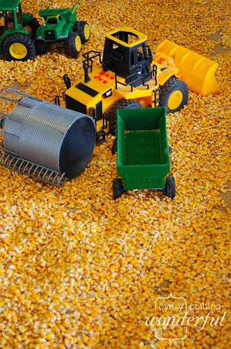 Corn Sandbox