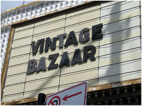 The Vintage Bazaar II at The Congress Theater
