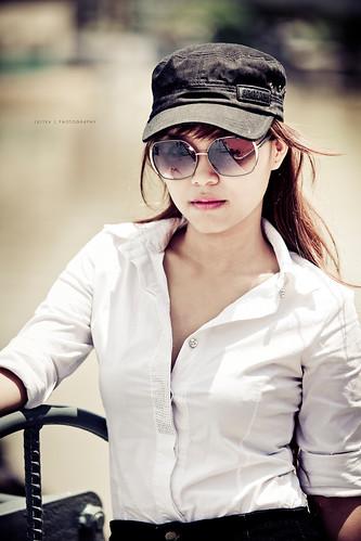 Dock girl 1