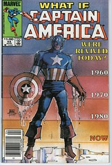 What if Captain America Were Alive Today?