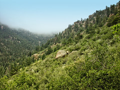 Barr Trail - Manitou Springs, CO (moonglampers) Tags: rockies colorado co rockymountains frontrange manitousprings barrtrail colorefexpro niksoftware adobephotoshopcs4 ektakonaelska