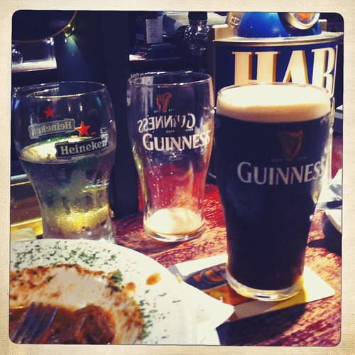 Guinness Stew, and Guinness