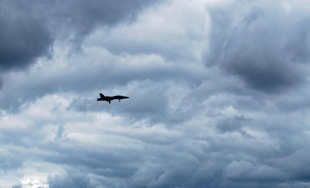 Air Show Navy FA18F