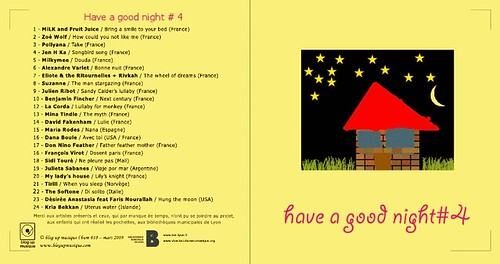have a good night nº4 :D