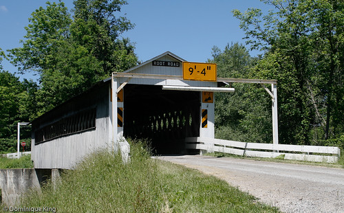Covered Bridges of Ashtabula County Ohio-7