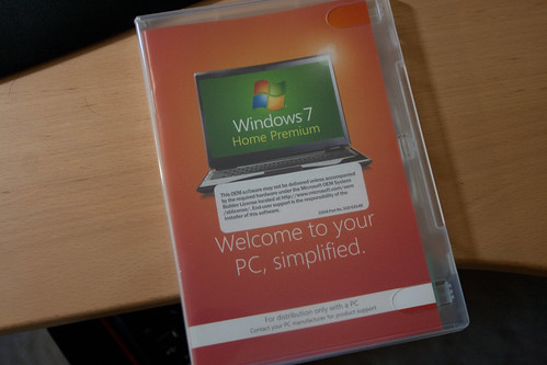 Windows 7 Installation Media