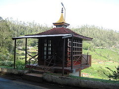The Little Terrace Temple
