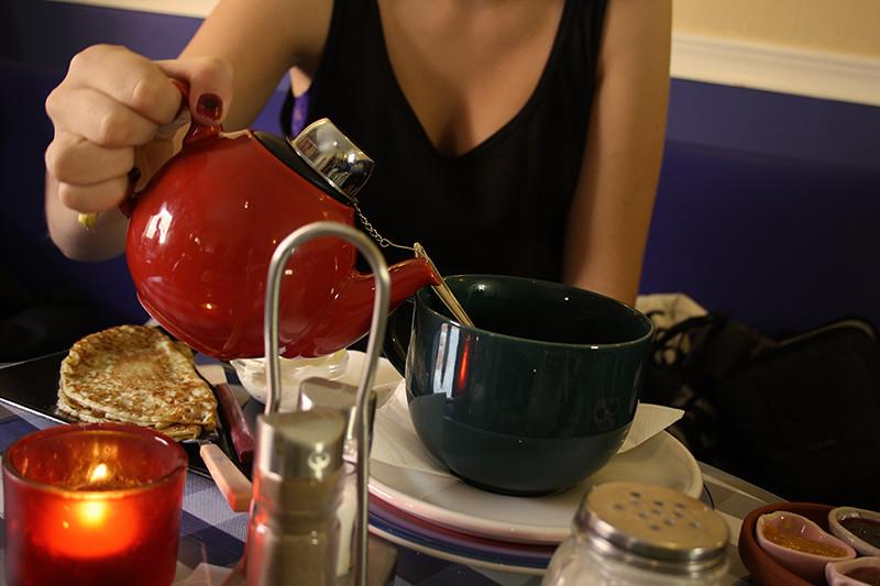 Te på Teapot