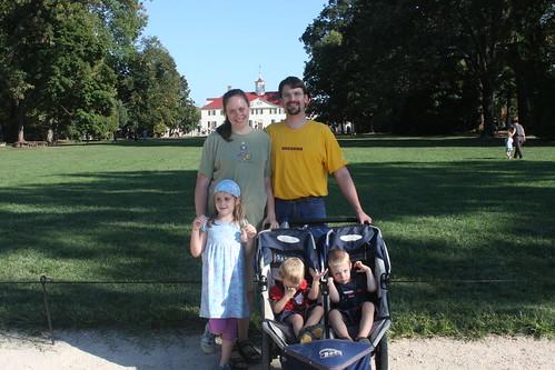 Family Mt Vernon