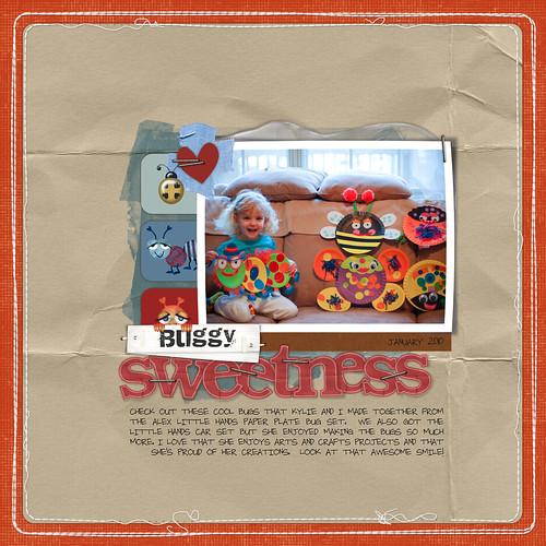 buggy sweetness