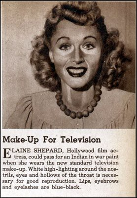vintage+makeup+for+tv