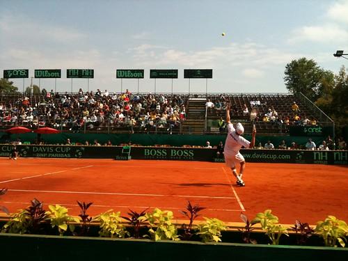 uBIc & nwt @ Davis Cup