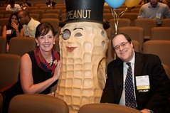 Cary Hatch, Mr. Peanut & Stuart Elliott
