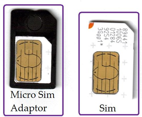 Micro Sim Adapts
