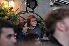 Thees Uhlmann live in Hamburg 2010 (sicksadlittleworld) Tags: show music rock germany concert nikon live stage hamburg event musik konzert concertphotography 2010 gefhrlich bhne dachgarten d90 uebel theesuhlmann konzertfotos konzertfotografie doreenreichmann lastfm:event=1494550