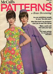 McCalls Patterns-Spring 1967 (Fashion Covers Magazines) Tags: 1967 mccalls vintagefashion vintagemagazine 1960s 1960sfashion