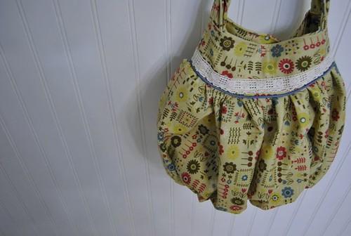flouncy bag