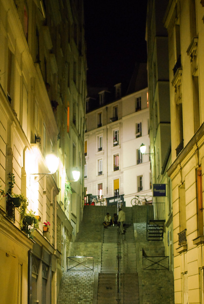 Passages des Abbesses