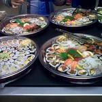 Sushi lunch at Digg on Day 7 (Tue Sep 21) thumbnail