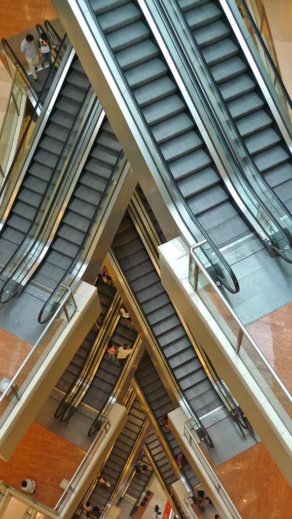 Escalator Stack