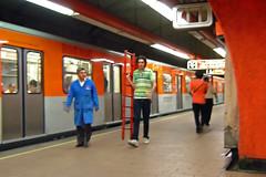 Trenes nuevos en la línea 7
