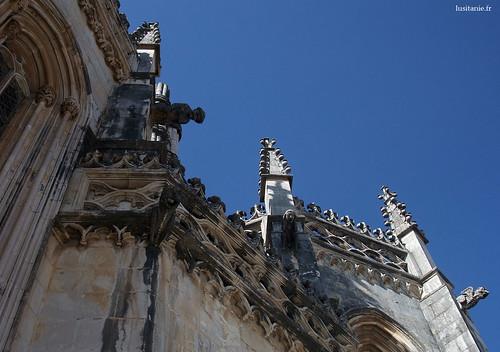 Gargulas do mosteiro