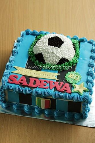 Intermilan Cake