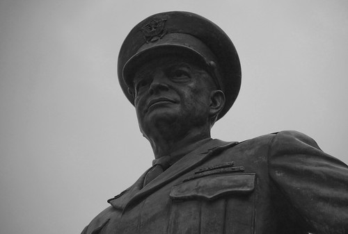 Dwight D. Eisenhower by CGP Grey, on Flickr