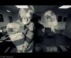 (Le***Refs *PHOTOGRAPHIE*) Tags: portrait music reflection studio reflet hiphop rap sola zup lerefs