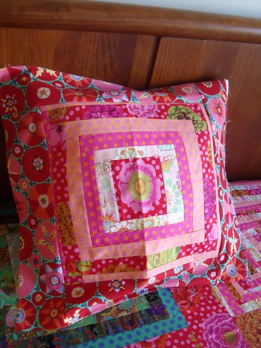 Almofada - Colcha Quilting Bee