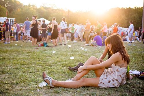 sunshine and legs