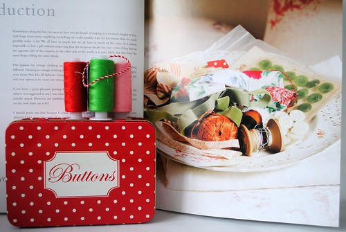 Home-made Vintage by Christina Strutt and photography by Lucinda Symons