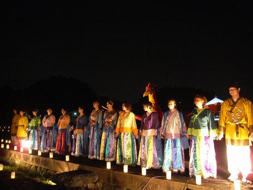 飛鳥光の回廊2010@明日香村-12