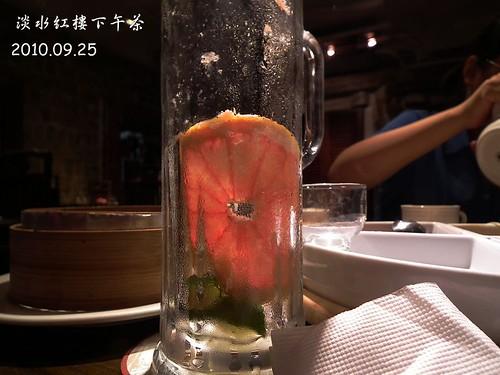 淡水紅樓下午茶20100925-024