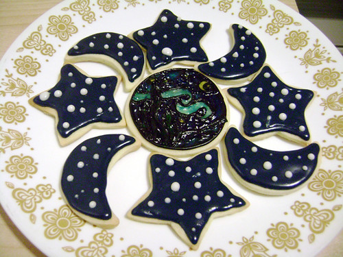 Daring Bakers September: Decorated Sugar Cookies