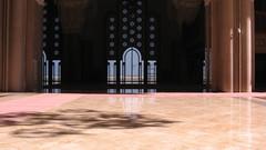 Doors to heaven (16:9clue) Tags: africa light summer sun travelling temple doors northafrica widescreen mosque morocco casablanca marble 169 2009 travelphotography hassaniimosque 169clue